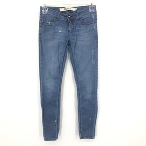 Brandy Melville Skinny Distressed Jeans 42 3 Small